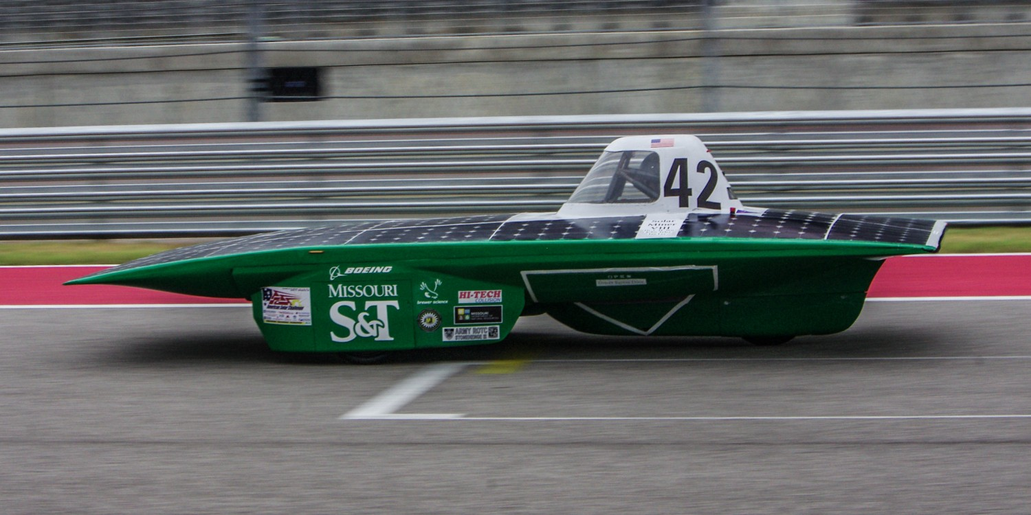 Solar Car Race Austin Tx